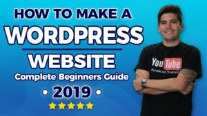 How To Make A WordPress Website Easy For Beginners